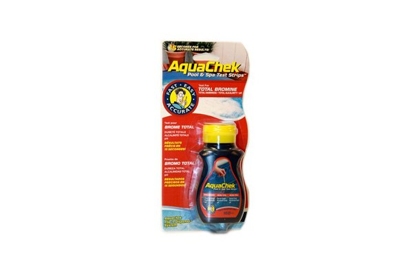 Aquacheck bromine strips