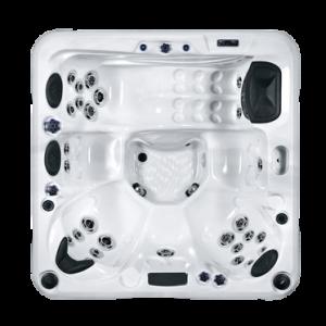 CLAUDIUS Plug&Play Spa EMPEROR Spas 12