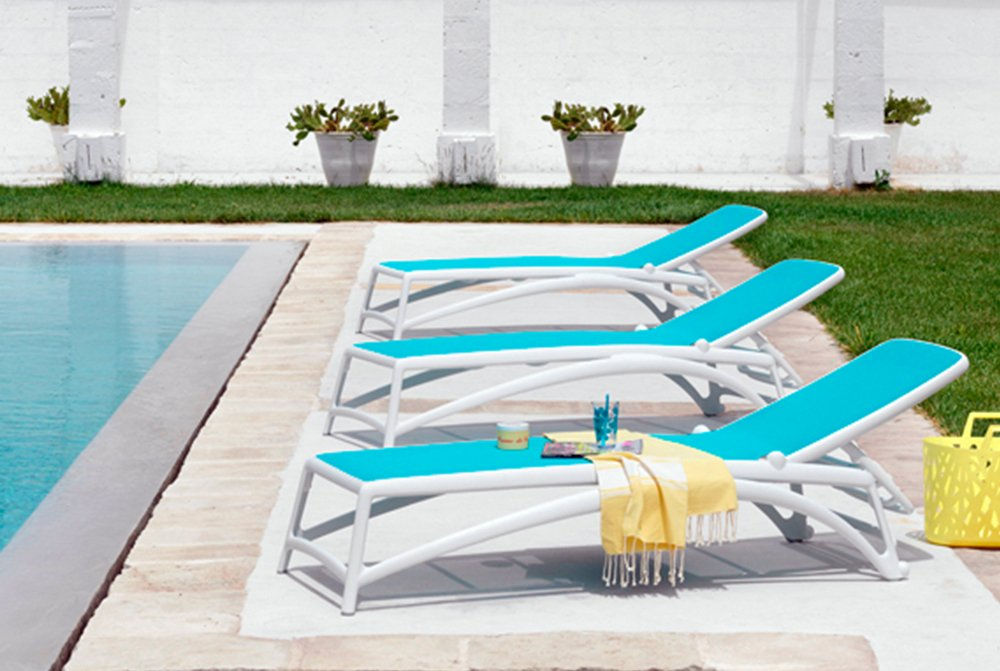 Atlantico sun lounger €265 each