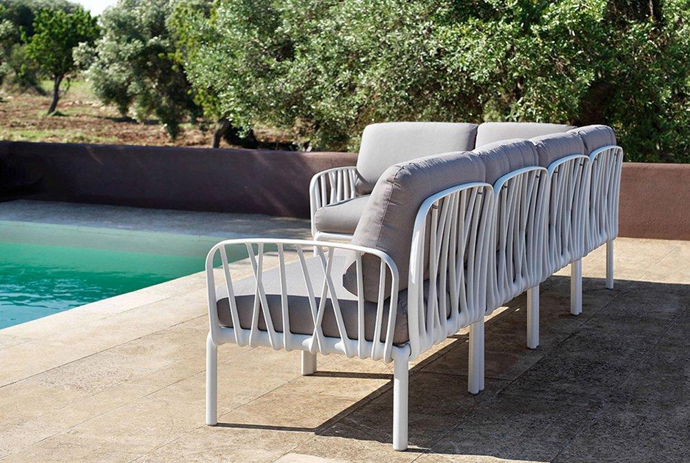 Komodo 5 sofa set €1800 for 5 modules