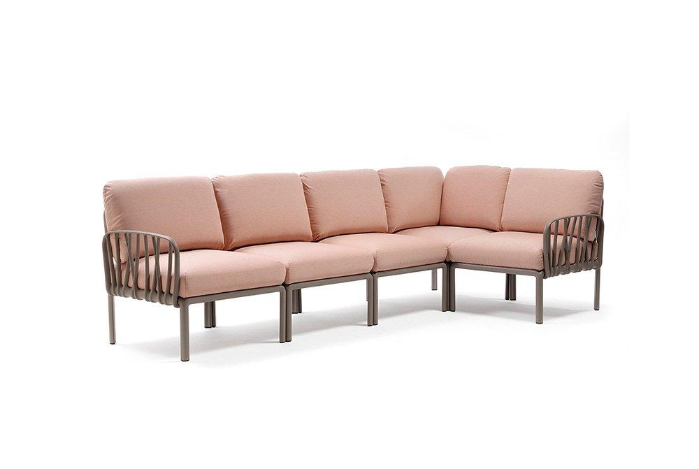 Komodo 5 sofa set €1800