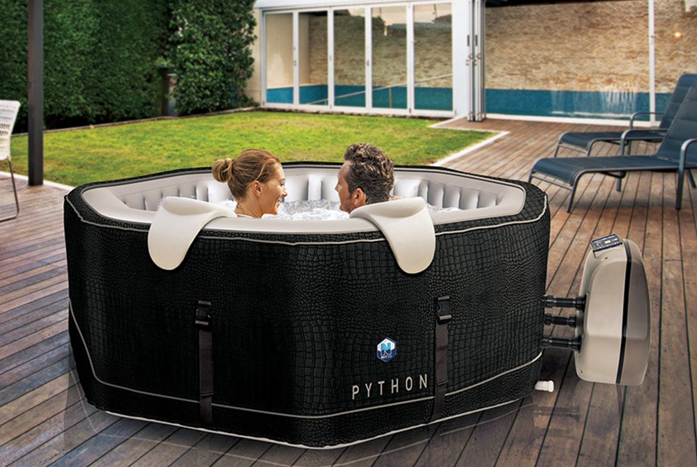 PYTHON INFLATABLE SPA €483